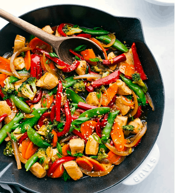 Wok Recipes for Chicken 1