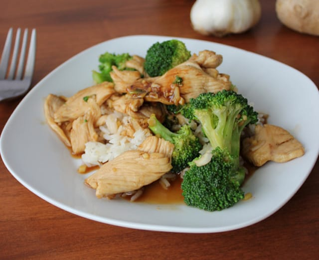 Wok Recipes for Chicken 11