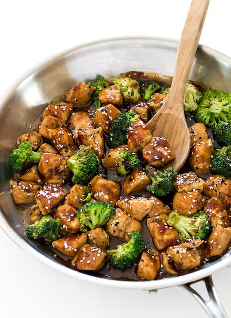 Wok Recipes for Chicken 2