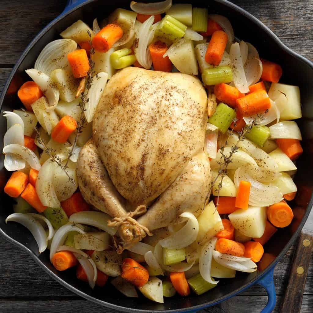 Wok Recipes for Chicken 21