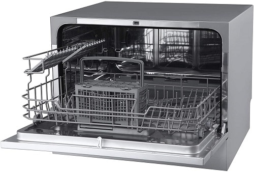 EdgeStar DWP62BL Portable Countertop Dishwasher