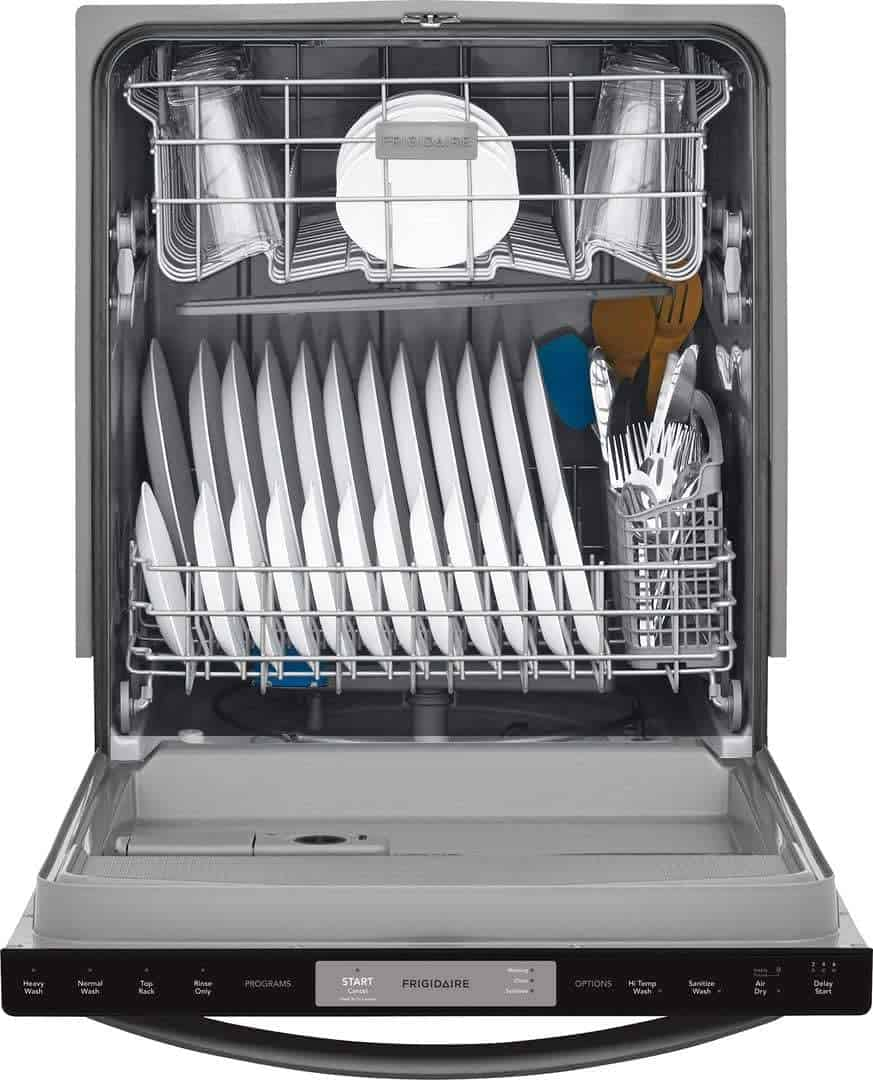 #5 Frigidaire FFID2426TD 24'' Built-in Dishwasher