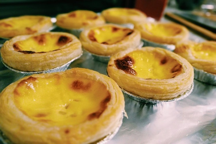 Can You Microwave Egg Tarts