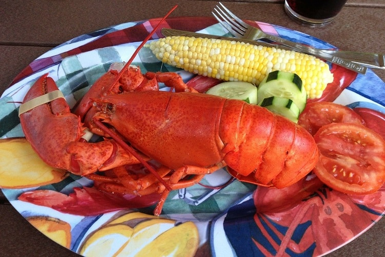 How to reheat lobster