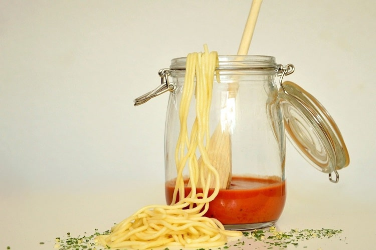 How to thicken pasta sauce