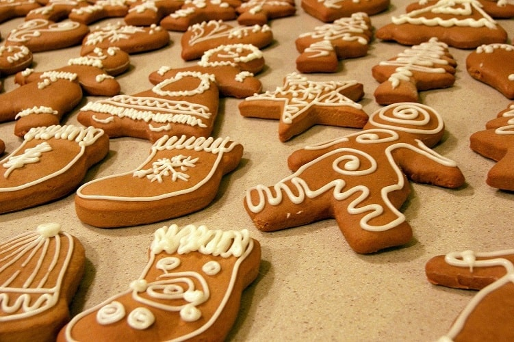 Simple Recipes for Ginger Bread Cookies