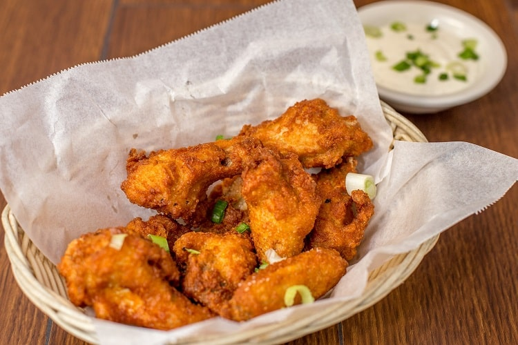 How To Reheat Hot Wings