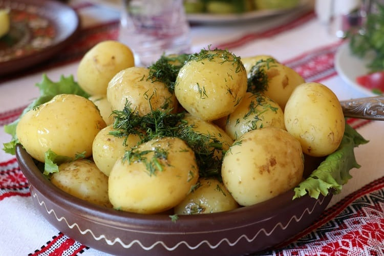 Simple Recipes for Potatoes