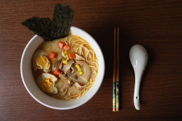 how to spice up ramen