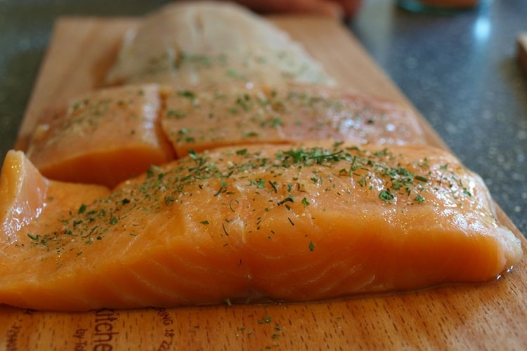 How to Cook Salmon Fillet