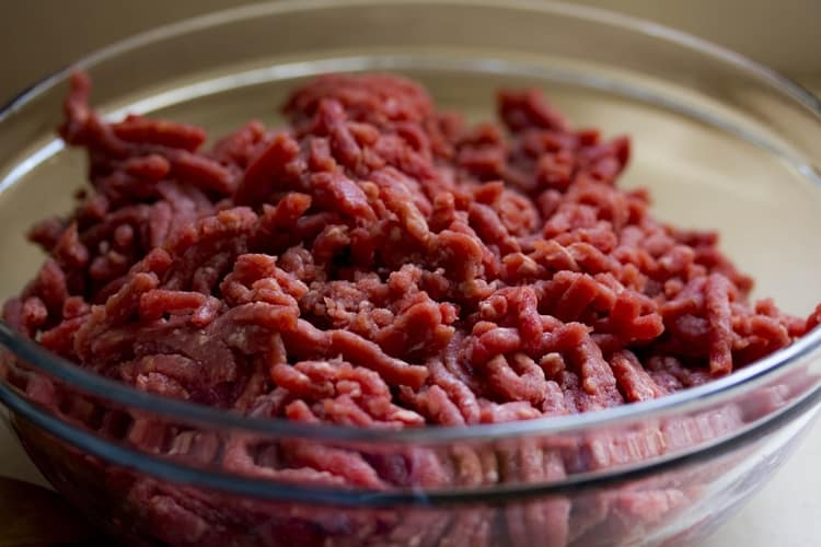 How to defrost ground beef quickly
