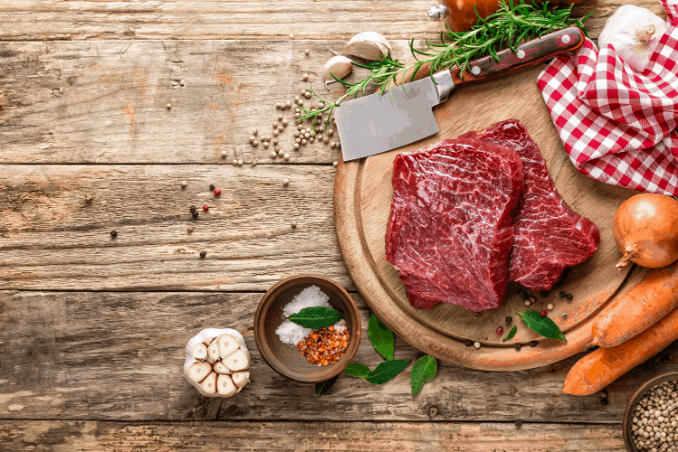 how to defrost beef quickly