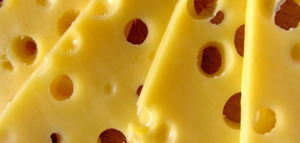 Can cheese be frozen