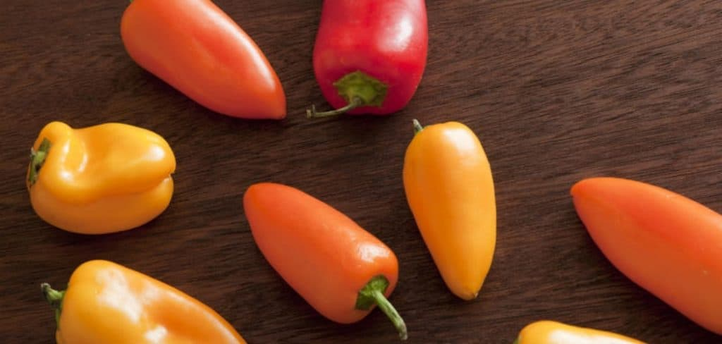 How to Eat Mini Sweet Peppers
