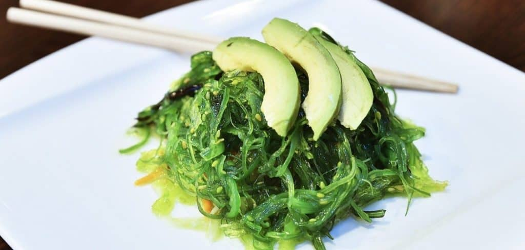 can I eat seaweed salad while pregnant