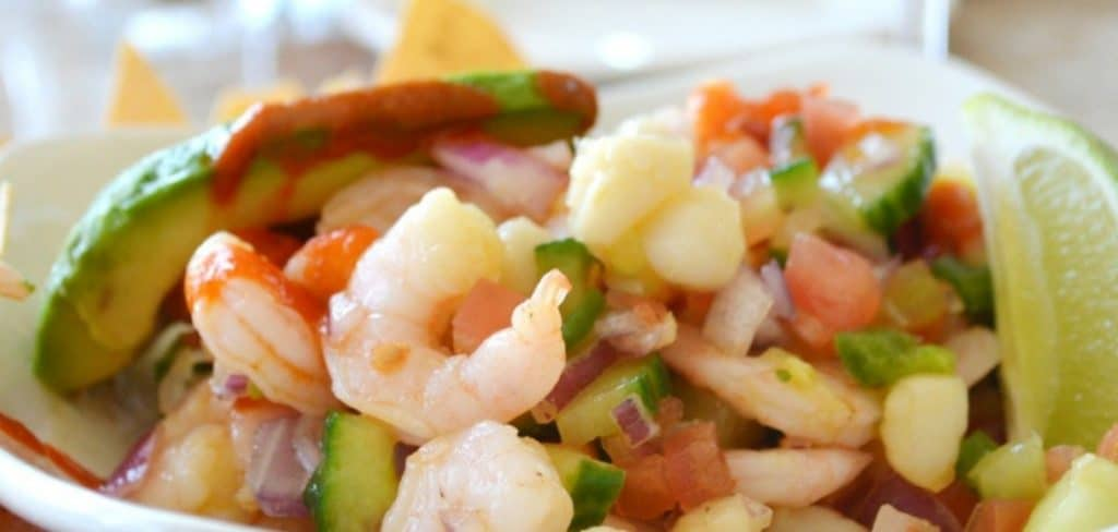 How to Eat Ceviche