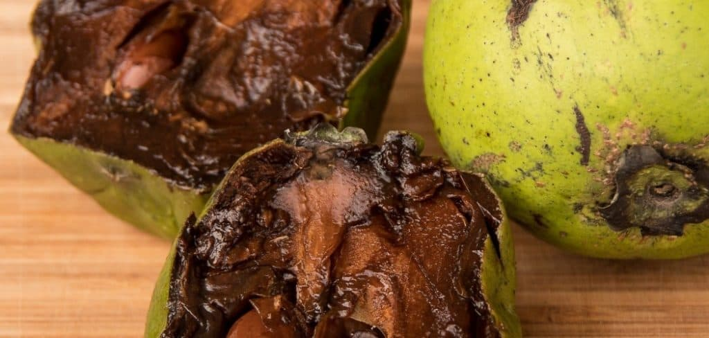 How to Eat Sapote