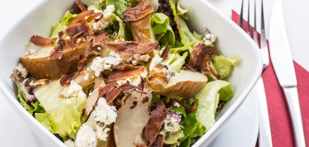 How Many Calories In A Grilled Chicken Caesar Salad