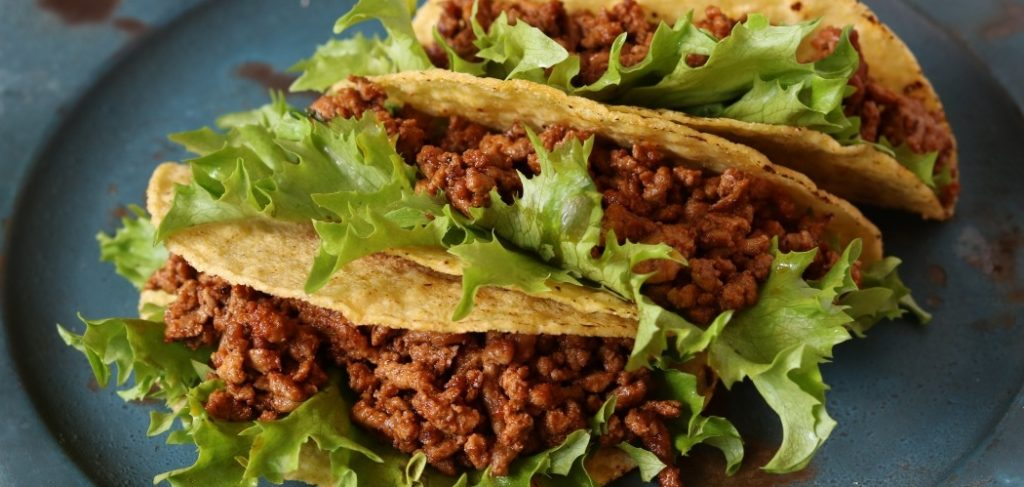 How Many Calories In Taco Meat