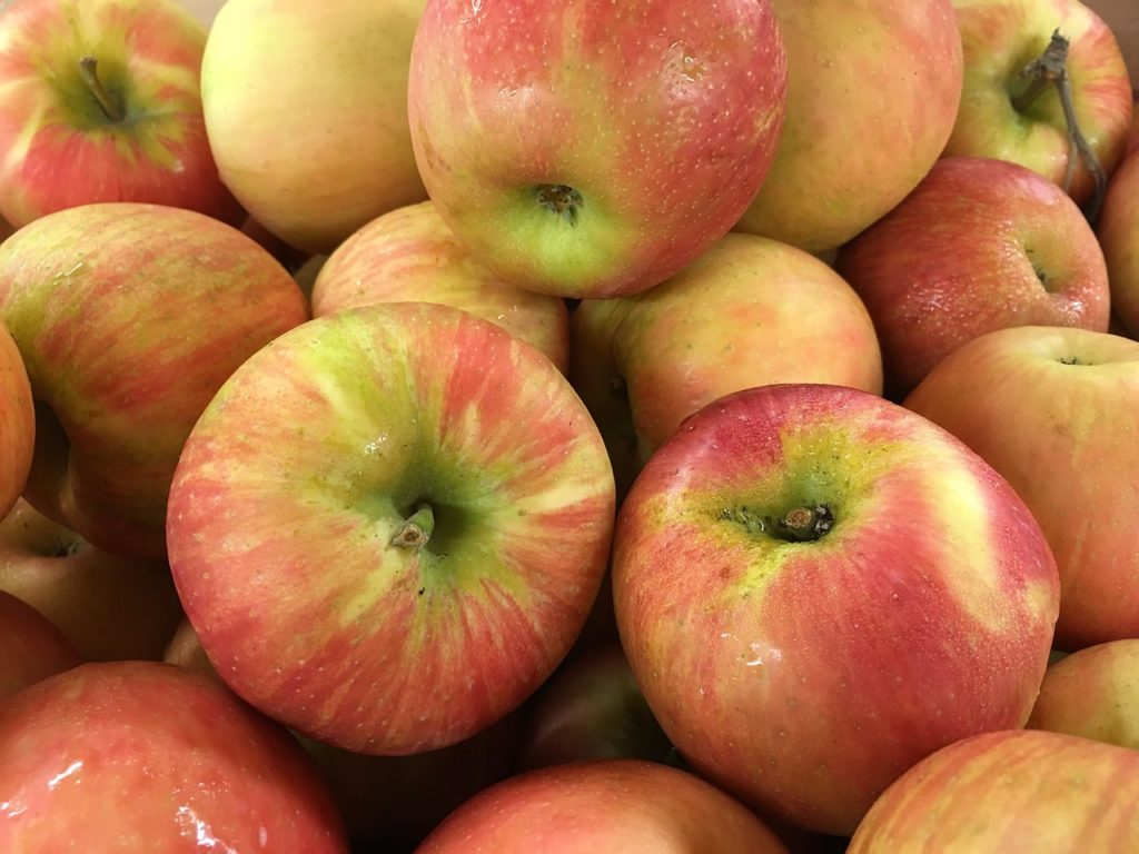 How Many Calories In A Honeycrisp Apple