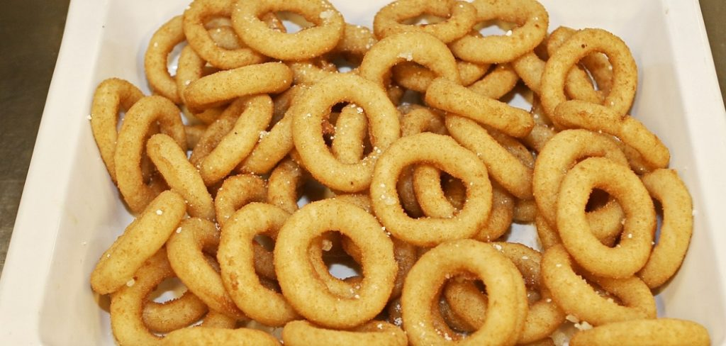 How Many Calories In Burger King Onion Rings