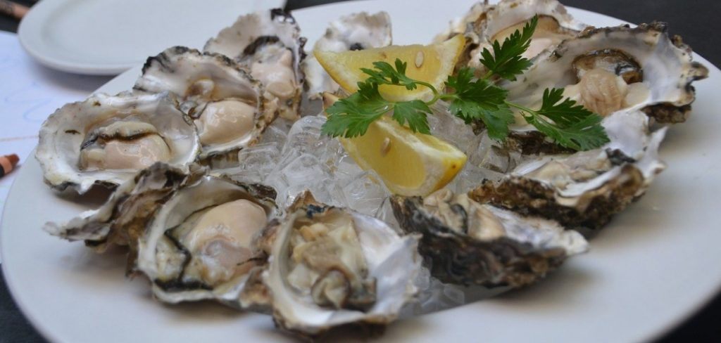 Can I eat cooked oysters while pregnant